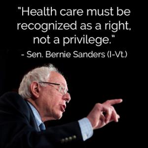 bernie on health care